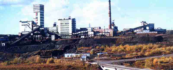 mine Vorkutinskaya - Photo